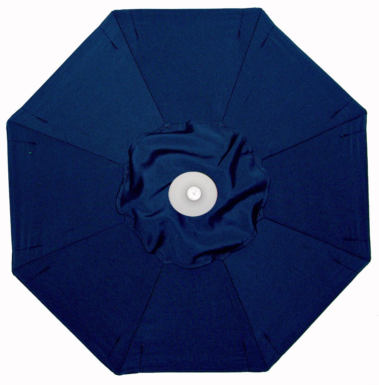 treasure garden 7 5 39 replacement umbrella canopy patio umbrella store. Black Bedroom Furniture Sets. Home Design Ideas