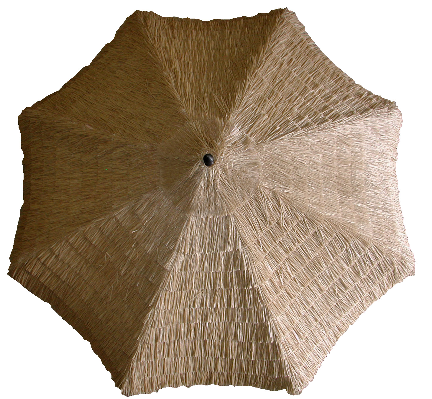 Sale Galtech 9u0027 Thatch Replacement Umbrella Canopy Sc 1 St Patio  Umbrella Store